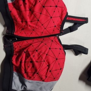 'Spiderman' Victoria's Secret Sports bra